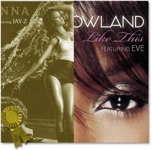 Rihanna vs. Rowland